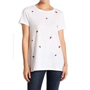 Olivia sky shirt Medium